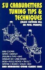 Su Carburetors Carb Pumps Tuning Tips Jaguar Mg Healey Mini Triumph Volvo