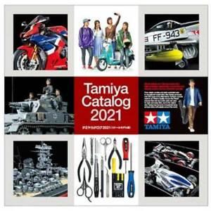 Tamiya 64431 Tamiya Model Kit Catalogue 2021 Full Colour item 64431 85 pages