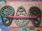 Lot Of 6 Industrial Machine Steampunk Pulley Gear Cog FREE SHIPPING