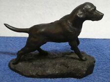 More details for labrador pointer dog figure 1980 signed jean spouse heredites rare england