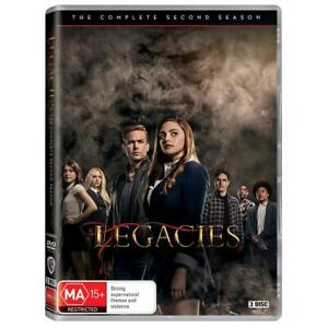 LEGACIES : Season 2 : NEW DVD