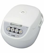 Tiger Corporation JBV-A10U Micom 5.5-Cup Rice Cooker and Warmer with 3-in-1 Func