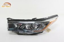 ⭐ 2014 - 2016 TOYOTA HIGHLANDER FRONT LEFT DRIVER SIDE HEADLIGHT LAMP LIGHT OEM
