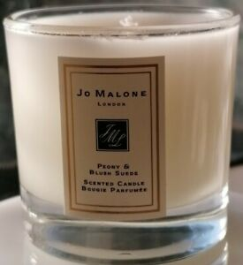 JO MALONE PEONY & BLUSH SUEDE - TRAVEL CANDLE