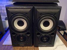 Mission Model 700 Bookshelf Speakers PAIR Loudspeaker 2-way Stereo Reflex Loaded