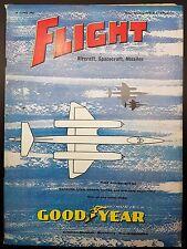 Flight Magazine, Aircraft, Spacecraft, Missiles- 29 June 1961