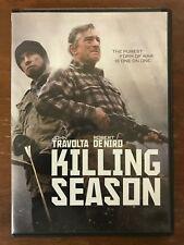 Killing Season (DVD, 2013)*Robert De Niro John Travolta