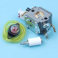2-Fuel Line Carburetor Primer Bulb For HUSQVARNA 350 340 345 346 353 Zama C3EL32