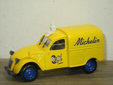 Citroen 2CV Fourgonnette Michelin - Norev 1:43 *40035
