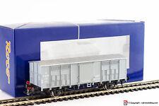 ROCO 47526 - H0 1:87 - Carro merci di servizio chiuso FS modello Ghs Ghkks Tusco