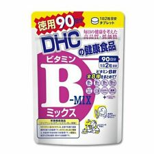 New DHC supplements vitamin B mix 90 days worth 180 tablets Japan Import