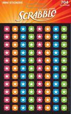 Eureka Scrabble Stickers, Mini