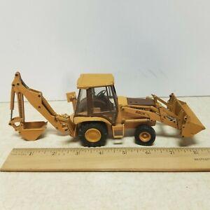 "Toy RARE ""Conexpo '87"" Case 580K Loader/Backhoe 1:35 Model 2934 Conrad Germany"