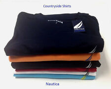 Nautica Men's Classic TEE All Colors & Sizes New NWT