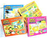 Quran Stories For Little Hearts: Set of 4 Puzzles (Goodword Kidz)