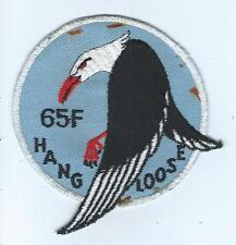 "PILOT TRAINING CLASS 65-F ""HANG LOOSE"" patch"