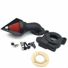 Black Spike Air Cleaner Kits For 2014 Harley Ultra Limited Flhtk Street Glide Fl