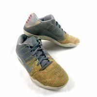 Nike Kobe 11 Elite XI Low Masters of Innovation 822675-037 Mens Shoe Size 11.5
