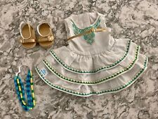 Retired American Girl Doll Lea Clark Celebration Outfit