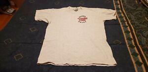 Rollins Band Silence Sucks Volume Tour 1992 Men's Lee® T-Shirt Size L Vintage