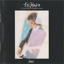 ERIC JOHNSON - Tones CD - Near-Mint Condition - Roscoe Beck - Tommy Taylor - Zap