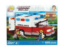 Ambulance Building Blocks Brick Set