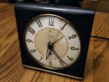 Westclox Big Ben S6-D Bakelite  Electric Alarm Clock from 40s or 50s