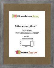 Mona 30,5 x 45,5 cm Bilderrahmen Homedeco 24 Holzwerkstoff Wahl Farbe Verglasung