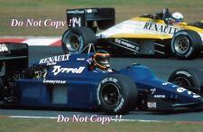 Stefan Bellof Tyrell 014 German Grand Prix 1985 Photograph 2