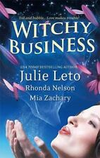 Witchy Business Under His Spell, Disenchanted? Spirit Dance Supernatural Romance