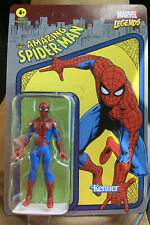 "Marvel Legends 3.75"" The Amazing Spider-Man Figure Kenner Retro NEW Unpunched"