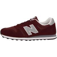 New Balance ML 373 BN Schuhe burgundy silver ML373BN Sneaker rot M373 410 574