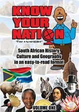 Know Your Nation South Africa Book Volume 1 With 1 E-Book included