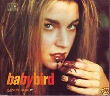 MAXI CD DIGIPACK  BABYBIRD CANDY GIRL EP2  4T !!!!