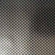 3M x 1.27M Gloss Black Grey 2D Carbon Fibre Fibre Car Wrap Vinyl Film Roll