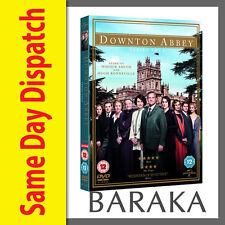 DOWNTON ABBEY DOWNTOWN ABBEY COMPLETE SEASON SERIES 4 DVD Box set R4 new sealed