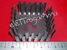 DISSIPATORE a ragno TO3 60x60x27 aletta raffreddamento