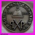 IP385 Medal Admp 50° Birthday Death of / The Marechal
