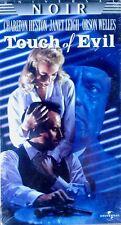 Touch Of Evil - Charleton Heston, Janet Leigh, O.Welles - Vhs Tape - Sealed