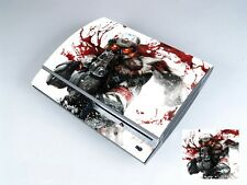 Killzone3 254 Vinly Skin Sticker Cover Protector for Sony PS3 PlayStation 3