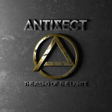 Antisect - The Rising Of The Lights LP - Colored Vinyl Album SEALED PUNK RECORD