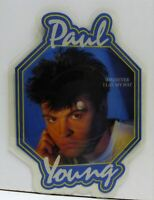 "PAUL YOUNG wherever i lay my hat (shaped picture disc) 7"" EX, WA 3371, vinyl, uk"