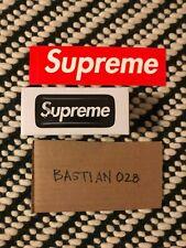 Supreme Blu Burner Phone Black Brand New In Box Fw19 with Bogo box logo sticker