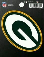 """Rico NFL Green Bay Packers 3"""" x 3"""" Die-Cut Decal Window, Car or Laptop new"""