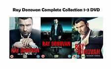 Ray Donovan Complete Collection 1-3 DVD All Seasons 1 2 3 Original UK Release R2