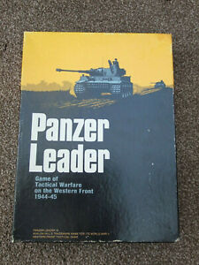 PANZER LEADER Tactical Warfare on the Eastern Front 1944-45 Avalon Hill 812