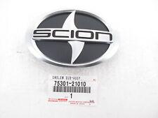 Genuine Oem Scion 75301-21010 Front Radiator Grill Emblem Badge Logo 2011-13 tC (Fits: Scion tC)