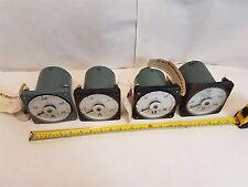 Fuji Ammeter Type AWK (400A + 200/400A) plus DWK (60kA) New - w/ Spare AWK 200A