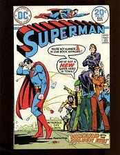 Superman #273 FN+ Cardy, Swan, Colletta, Giordano, Batman Cameo