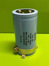 Mallory Type CGS Aluminum Capacitor , 2000MFD, 450VDC, CGS202T450X5L3PL
